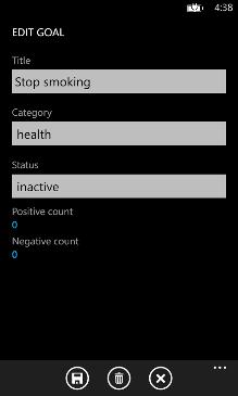 Life Goals Screenshot 4